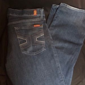 Standard 7 jeans